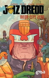 Juiz Dredd Mega-City Zero - Volume 2