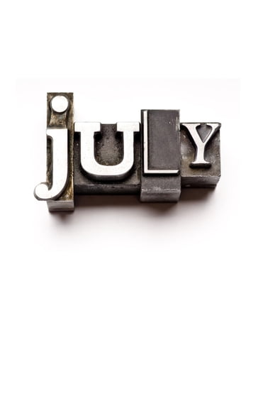 July, A Month in Verse