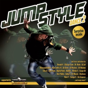 Jumpstyle dance 2