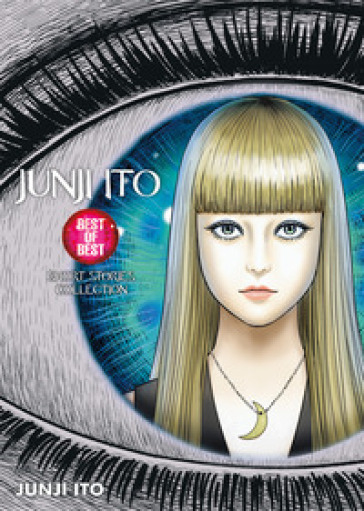 Junji Ito best of best. Short stories collection