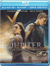 Jupiter - Il destino dell universo (Blu-Ray)(3D)