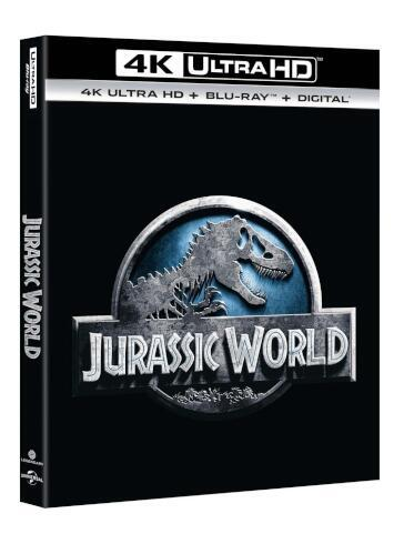 Jurassic World (2 Blu-Ray)(4K UltraHD+BRD)