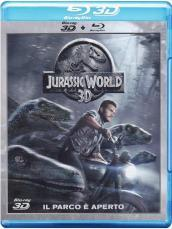 Jurassic World (2 Blu-Ray)(2D+3D)