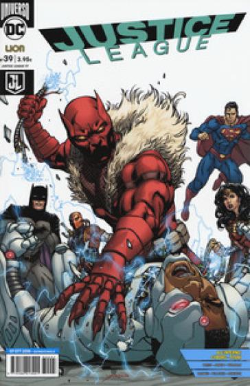 Justice League. 39. - A. Antonini | Jonathanterrington.com