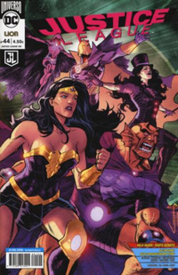 Justice League. 44. - A. Antonini | Thecosgala.com