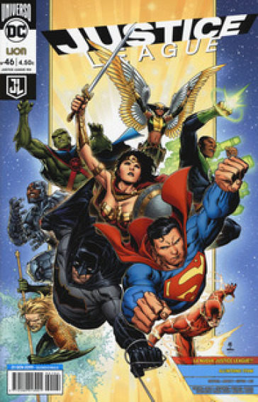 Justice League. 46. - A. Antonini   Thecosgala.com
