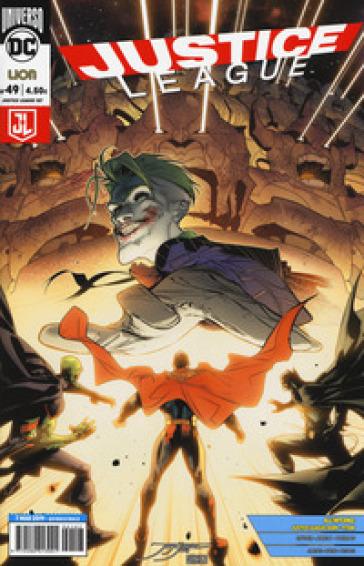 Justice League. 49. - A. Antonini  