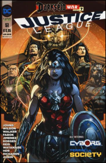 Justice League. 51. - M. Mezzanotte | Rochesterscifianimecon.com