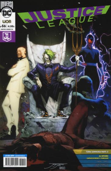 Justice League. 56. - S. Catania   Thecosgala.com