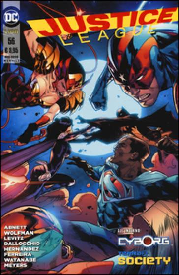 Justice League. 56. - D. Mattaliano |