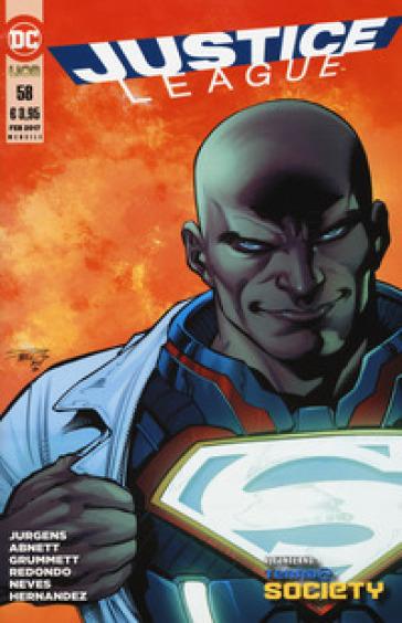 Justice League. 58. - D. Mattaliano   Rochesterscifianimecon.com