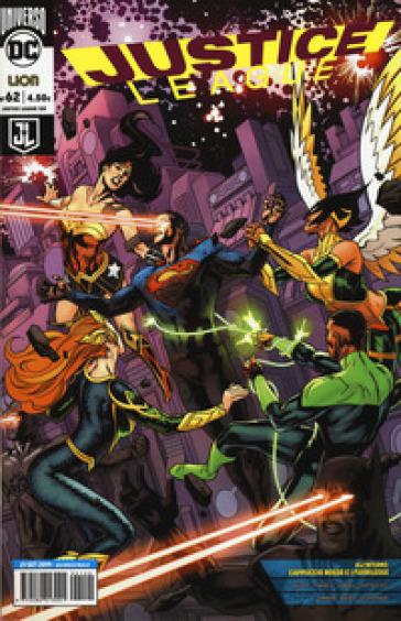 Justice League. 62. - S. Catania  