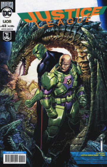 Justice League. 63. - S. Catania   Jonathanterrington.com