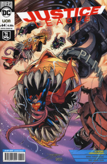 Justice League. 64.