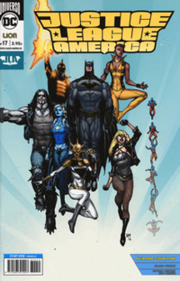Justice League America. 17. - D. Mattaliano pdf epub
