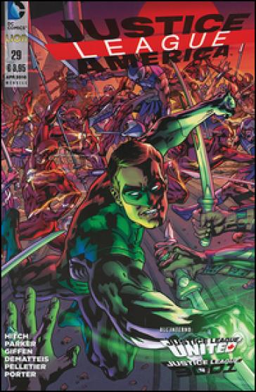 Justice League America. 29. - Bryan Hitch |