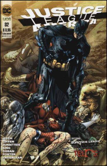 Justice League America. 32. - M. Mezzanotte  
