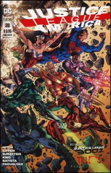Justice League America. 33. - D. Mattaliano |