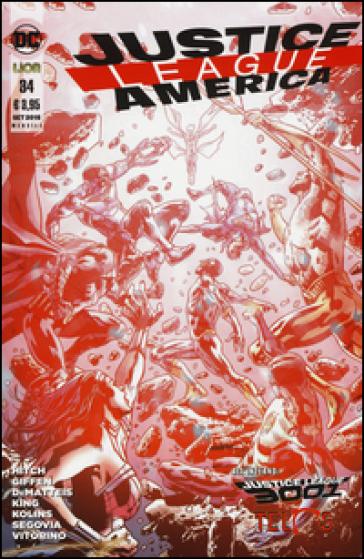 Justice League America. 34. - D. Mattaliano |