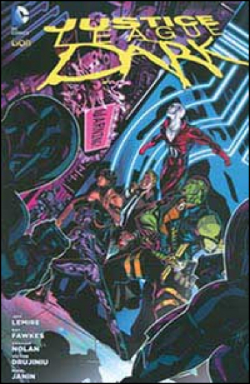 Justice League Dark. 4.