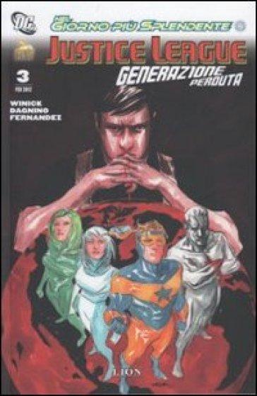 Justice League. Generazione perduta. 3. - Judd Winick |