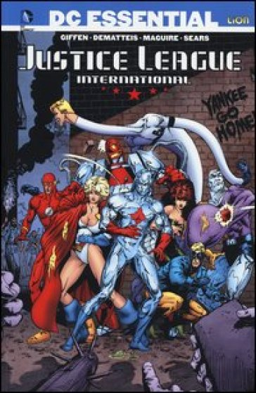 Justice League International. 3. - Keith Giffen |
