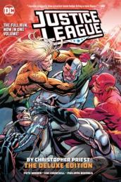Justice League: The Rebirth Deluxe Edition Book 4