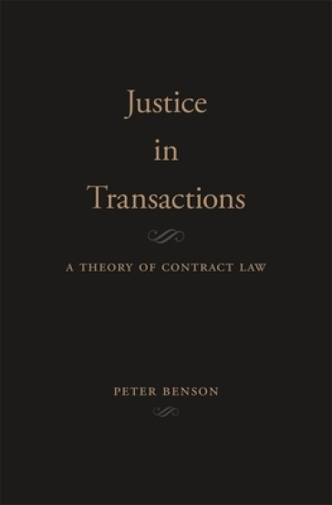 Justice in Transactions