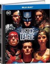 Justice league (Blu-Ray)(digibook)