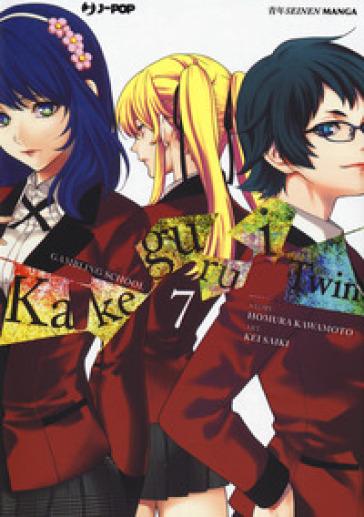 Kakegurui Twin. 7. - Homura Kawamoto | Thecosgala.com