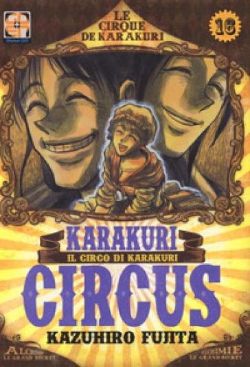 Karakuri Circus. 16. - Kazuhiro Fujita | Rochesterscifianimecon.com