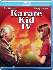 Karate Kid 4 (Blu-Ray)