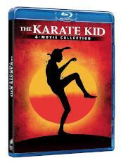 Karate kid collection 1-4 (4 Blu-Ray)