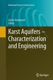 Karst Aquifers - Characterization and Engineering