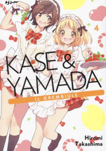 Kase & Yamada. 4: Il grembiule - Hiromi Takashima   Thecosgala.com