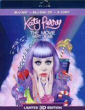 Katy Perry - The movie - Part of me (2 Blu-Ray)(2D+3D+E-copy)