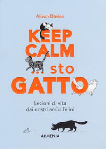 Keep calm... Sto gatto. Lezioni di vita dai nostri amici felini - Alison Davies  