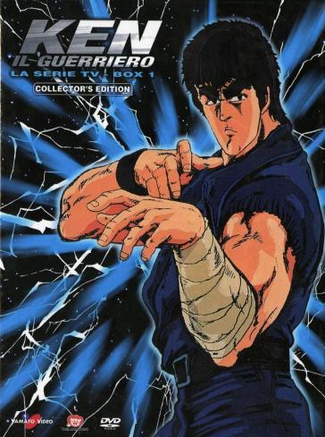 Ken il guerriero la serie tv box episodi dvd