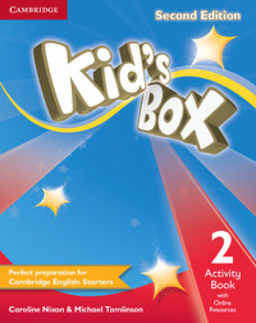 Kid's box. Activity book. Per la Scuola elementare. 2.
