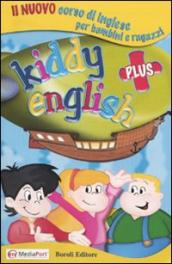 Kiddy English plus. 2 CD-ROM