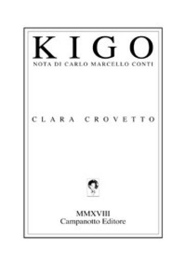Kigo - Clara Crovetto   Kritjur.org