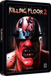 Killing Floor 2 Steelbook Edition