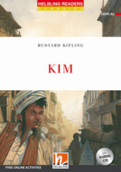 Kim. Level A2. Helbling Readers Red Series - Classics. Con espansione online. Con CD-Audio
