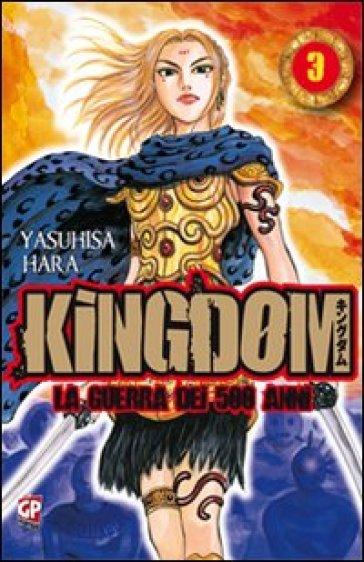 Kingdom. 3. - Yasuhisa Hara pdf epub