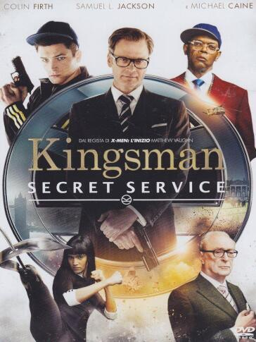 Kingsman: secret service (DVD)
