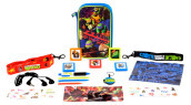 Kit 16 Accessori Ninja Turtles All DS