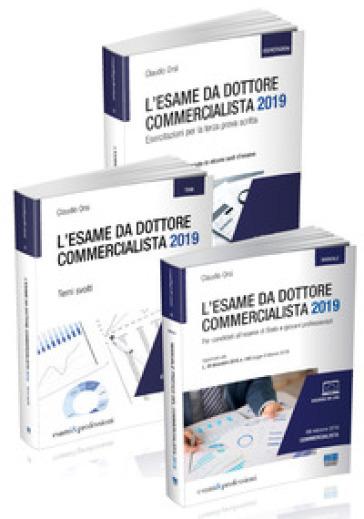 Kit esame abilitazione dottore commercialista - Claudio Orsi | Thecosgala.com