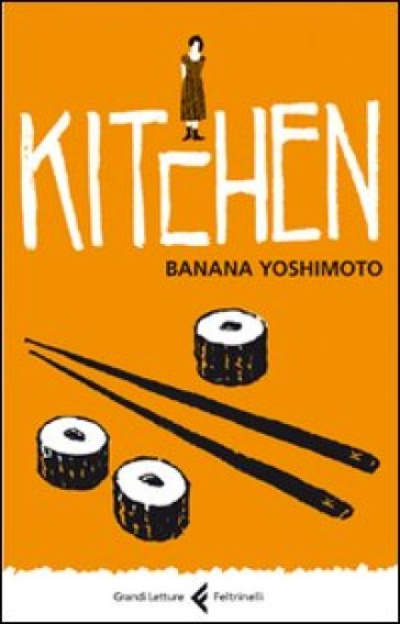 an analysis of the mikage in the novel kitchen by banana yoshimoto However, i actually found kitchen by banana yoshimoto told from mikage's point of view, the novel's deceptively simplistic language and casual.