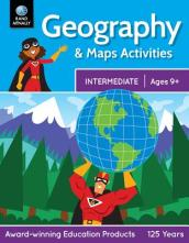 Know Geography World Atlas Grades 9-12