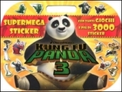 Kung Fu Panda 3. Supermega sticker